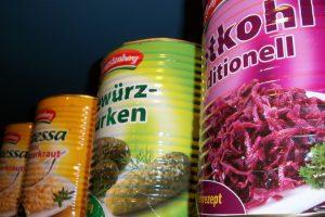 vitamin k sauerkraut rotkohl