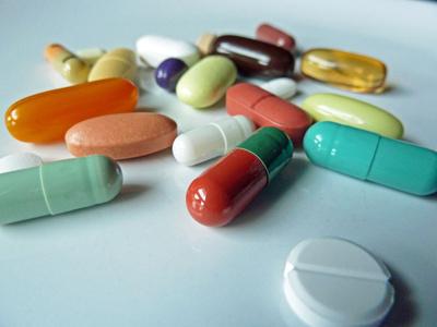 Vitamine Überdosierung