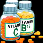 rda vitamine Dosierung Überdosierung