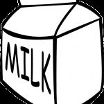 Milch und Vitamin D