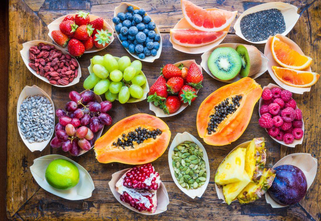 Vitamine fördern Muskelaufbau
