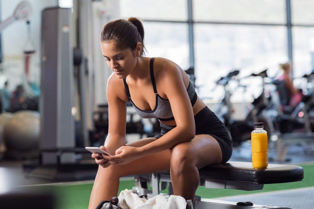 Muskelaufbau und Proteine