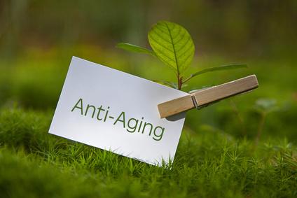 Anti-Aging mit Lutein