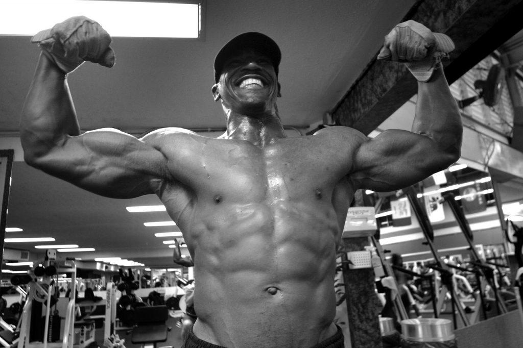Muskelaufbau und BCAA