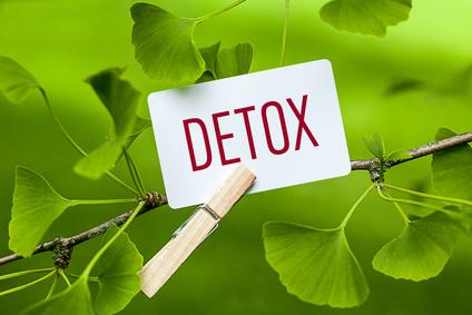 Skin Detox mit Traubenkernextrakt