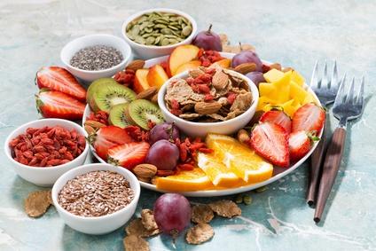 L-Alanin und Lebensmittel