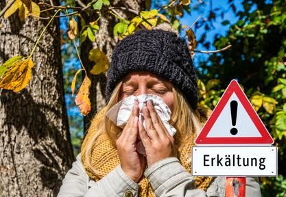 Erkältung und Zink