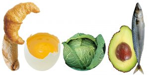Glucosamin in Nahrungsmitteln