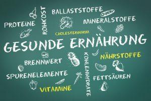 gesunde Ernährung un Mittelmeerdiät