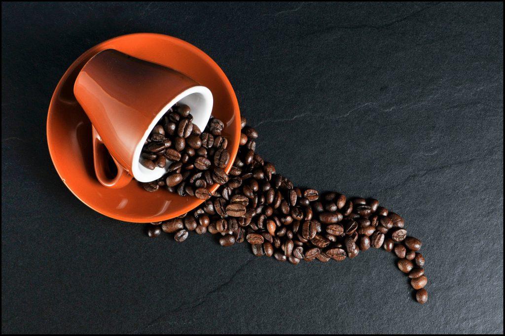 Kaffee und Muskelschwund