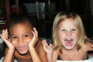 Kinder Vitamine und Jod